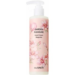 The Saem Garden Pleasure Magnolia Hand Cream