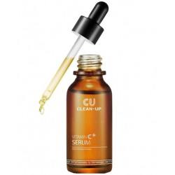 Cu skin Clean-Up Vitamin C+ Serum