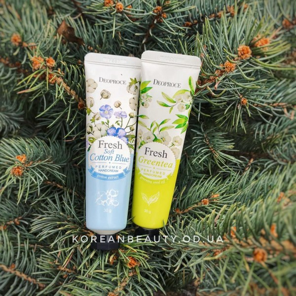 Deoproce Perfumed Hand Cream