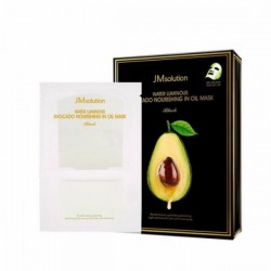 JM Solution Water Luminous Avocado Nourishing In Oil Mask