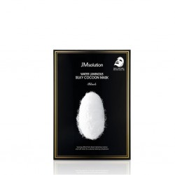 JM solution Water Luminous Silky Cocoon Mask Black