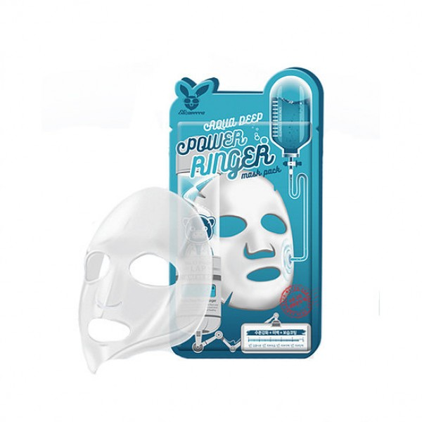 Elizavecca Aqua Deep Power Ringer Mask Sheet Pack