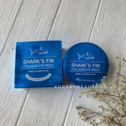 PatchFetch Shark's Fin Collagen Eye Patch