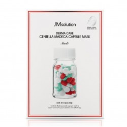 JM solution Derma Care Centella Madeca Capsule Mask Clear