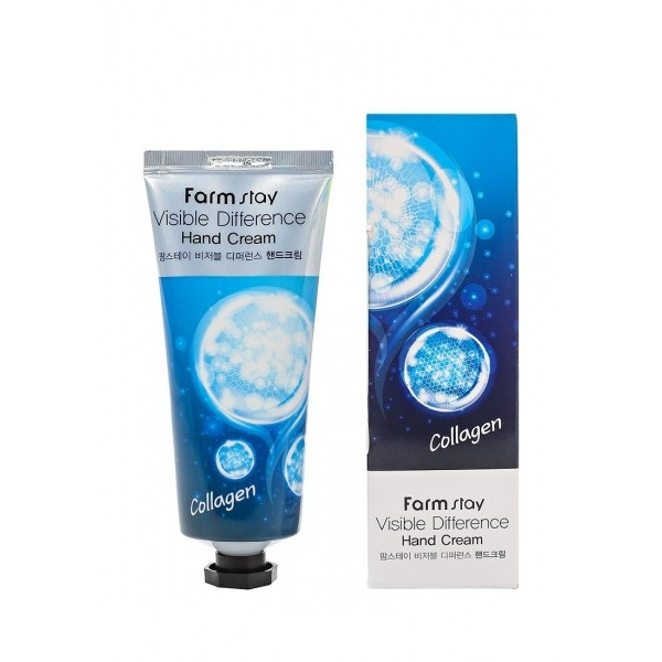 Farm Stay Visible Difference Hand Cream Collagen