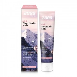 2080 Pure Pink Mountain Salt Toothpaste