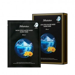 JM solution Snow Lotus Glacier Water Alaska Mask Snow