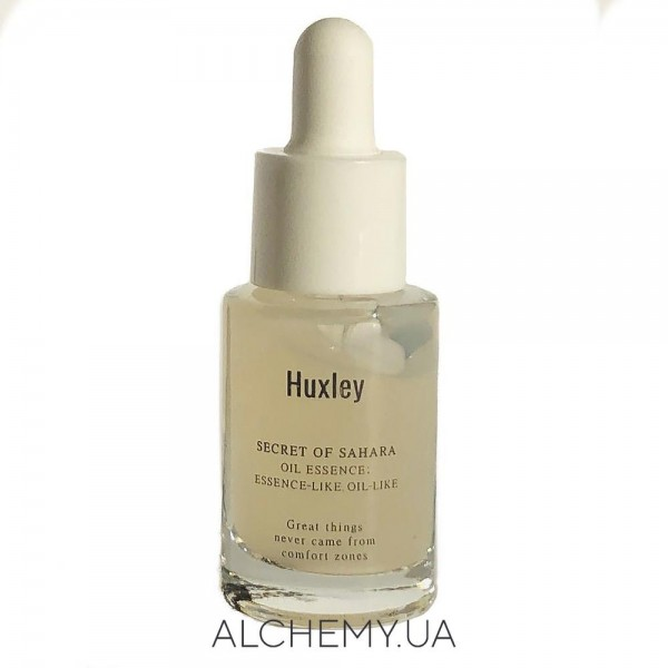 HUXLEY OIL ESSENCE ; ESSENCE-LIKE, OIL-LIKE
