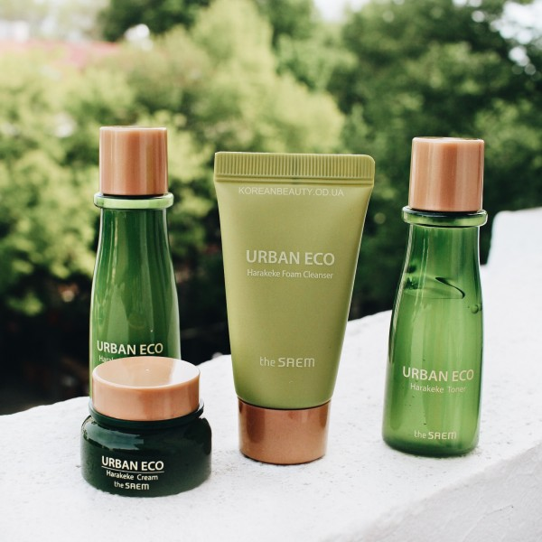 The Saem Urban Eco Harakeke Kit