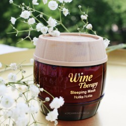 Holika Holika Wine Therapy Sleeping Mask
