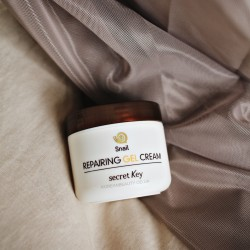 Secret key snail+EGF repairing gel cream