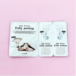 calmia silky perfect foot peeling
