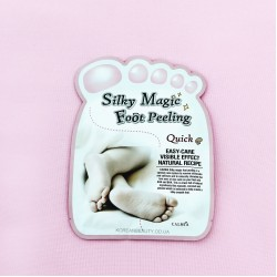 CALMIA Silky Magic foot peeling qiuck type