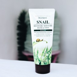 DEOPROCE Snail Recovery Moisture Hand & Foot