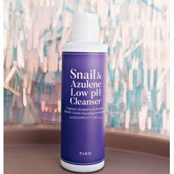 TIAM Snail & Azulene Low pH Cleanser