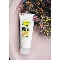 Farm Stay Olive intensive moisture form cleanser