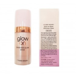 ETUDE HOUSE Glow On Shimmer Glam Base