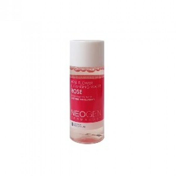 Neogen Dermalogy Real Flower Cleansing Water Rose