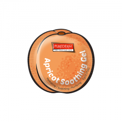 Purederm apricot soothing gel