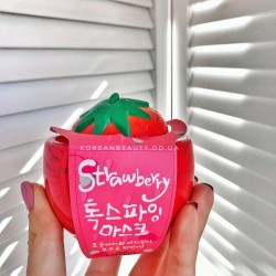 Urban dollkiss strawberry all in one pore pack