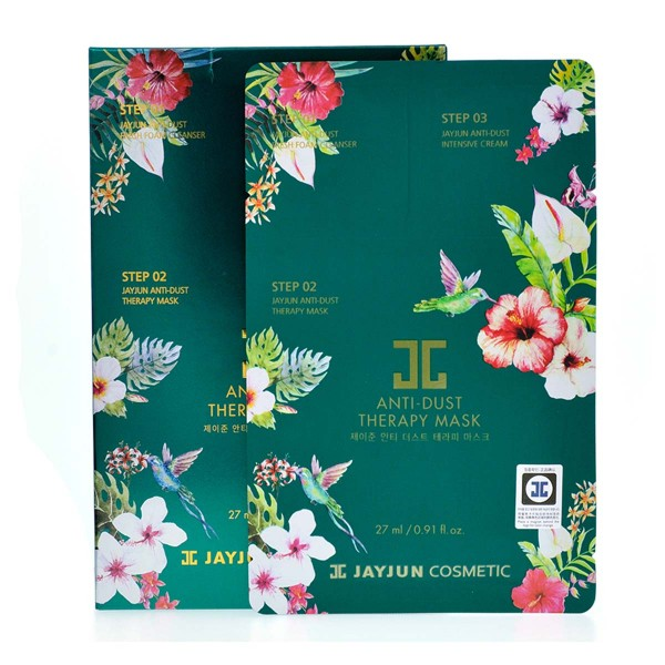 Jayjun 3 Step Anti-Dust Therapy Mask