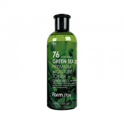 FARM STAY 76 Green Tea Seed Premium Moisture Toner