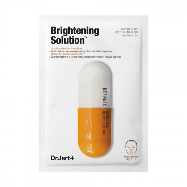 DR.JART+ DERMASK MICRO JET BRIGHTENING SOLUTION