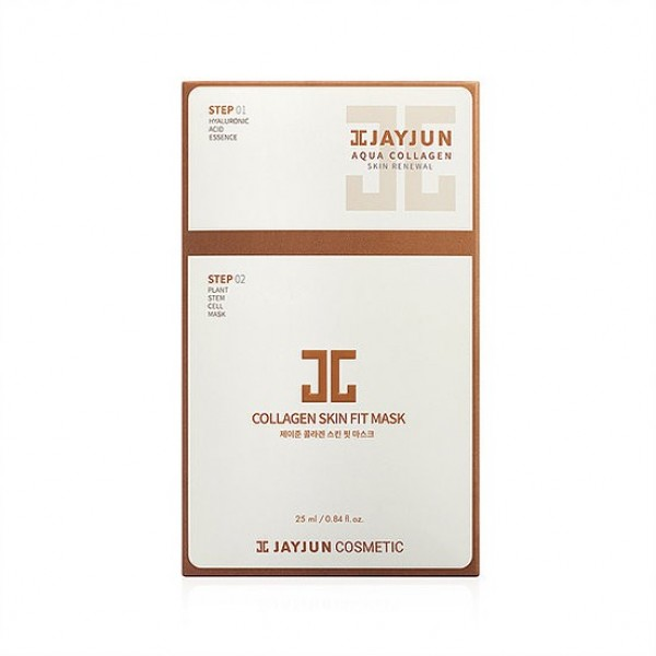 Jayjun 2 Step Collagen Skin Fit Mask