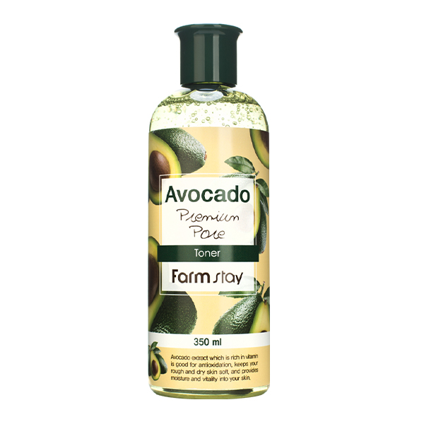 Farm Stay Avocado Premium Pore Toner