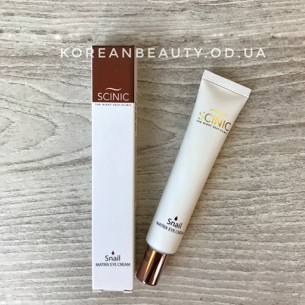 SCINIC Snail Matrix Eye Cream