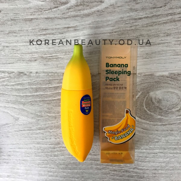 Tony Moly Magic Food Banana Sleeping Pack