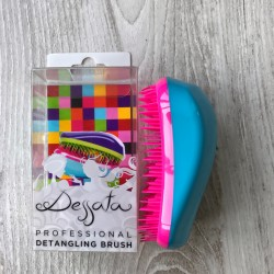 Dessata Hair Brush Original Turquoise-Fuchsia