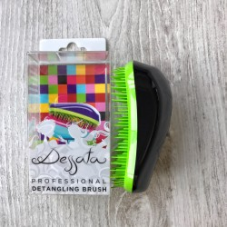 Dessata Hair Brush Original Black-Lime