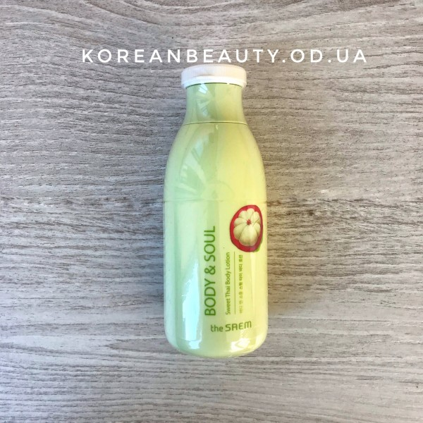 The Saem Body & Soul Sweet Thai Body wash