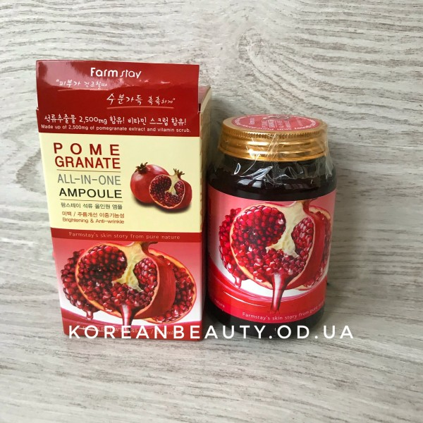 Farm Stay Pomegranate All-In One Ampoule