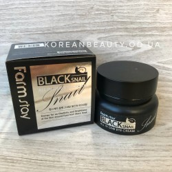FARM STAY Black Snail All In One Eye Cream