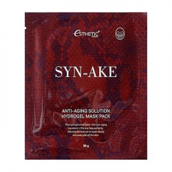 ESTHETIC HOUSE SYN-AKE ANTI-AGING SOLUTION HYDROGEL MASK PACK