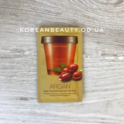 NATURE REPUBLIC Argan Essencial Deep Care Hair Pack sample