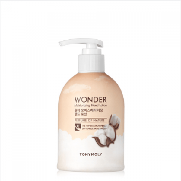Tony Moly Wonder Moisturizing Hand Lotion