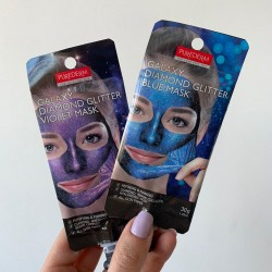 PUREDERM Galaxy Black Peel-Off Mask