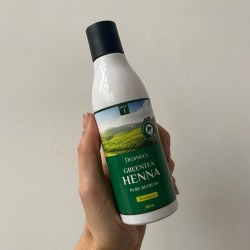 Deoproce Green tea Henna Pure Refresh Shampoo