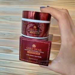 Enough Gold Snail Moisture Whitening Cream